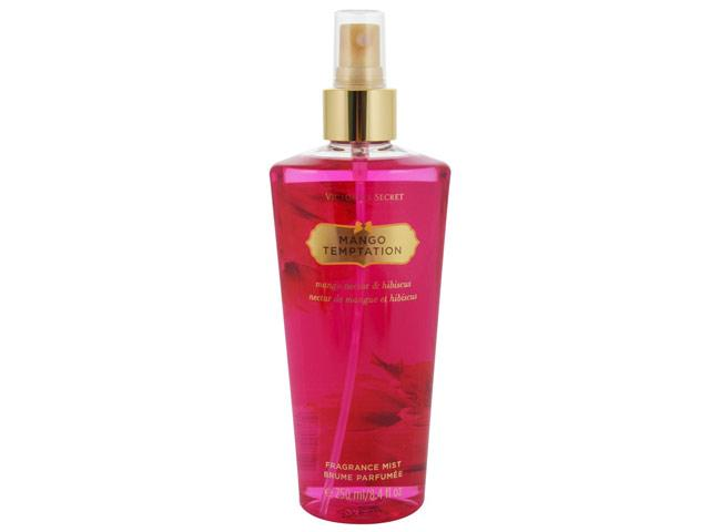Victoria's Secret Mango Temptation Body Mist Mango Nectar and Hibiscus Spray 250 ml
