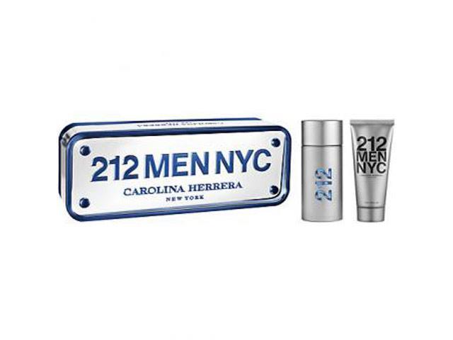Carolina Herrera 212 Men NYC Set Giftset 2x100 ml