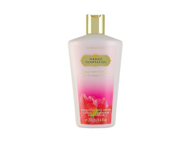 Victoria's Secret Mango Temptation Body Lotion  Mango Nectar and Hibiscus B/L 250 ml