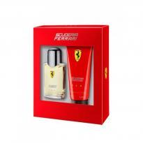 Ferrari Scuderia Red  Men Set Giftset 1x75ml/1