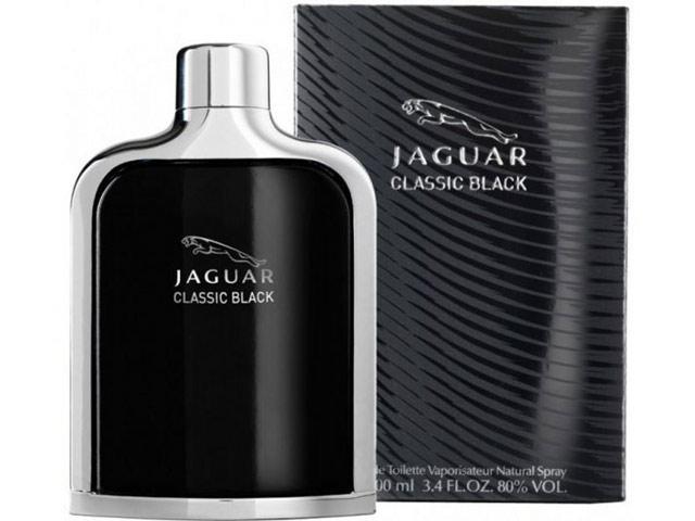 Jaguar Classic Black EDT 100 ml